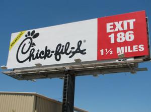 chick-fil-a-billboard